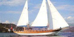 Amra yacht charter