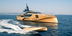 Khalilah yacht charter