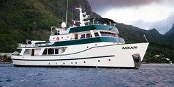 Askari yacht charter