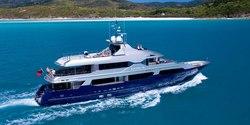 Princess Iluka yacht charter