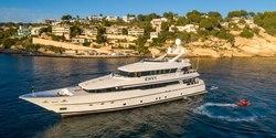 Envy yacht charter