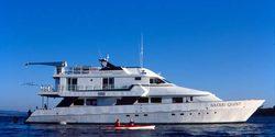 Safari Quest yacht charter