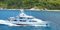 Teleost yacht charter