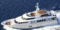 Milaya yacht charter