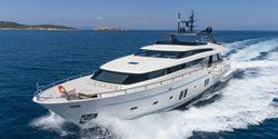 Dinaia yacht charter