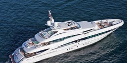 Inception yacht charter