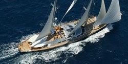 Andromeda la Dea yacht charter