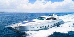 Blue Jay yacht charter