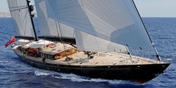 Marie yacht charter