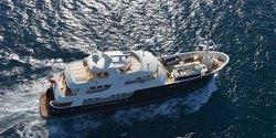 Safira yacht charter
