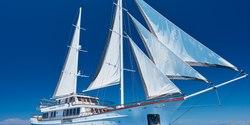 Corsario yacht charter