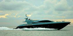 Golden Boy yacht charter