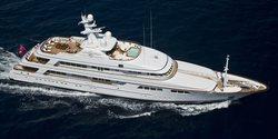 Flag yacht charter