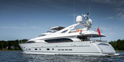 Queen of Sheba yacht charter