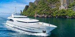Xanadu of London yacht charter