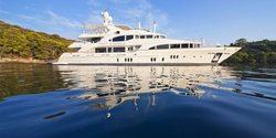 Harmony III yacht charter