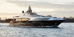 Ghost II yacht charter