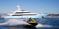 Vertigo yacht charter