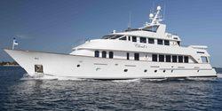 Cherish II yacht charter