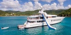 Gladiator yacht charter