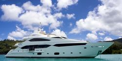 Lusia M yacht charter