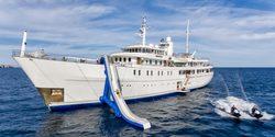 Sherakhan yacht charter