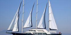 Meira yacht charter