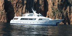 Star of the Sea yacht charter
