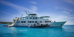 Sweet Escape yacht charter