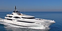 Quantum of Solace yacht charter