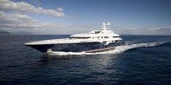 Sycara V yacht charter