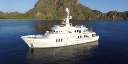 Beluga yacht charter