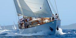 Tiziana yacht charter