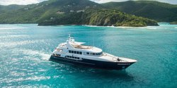 Bacchus yacht charter