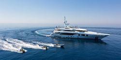 Ocean Paradise yacht charter