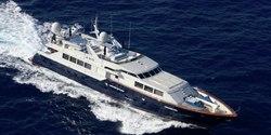 DOA yacht charter