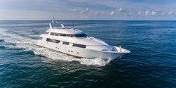 Shogun yacht charter