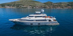 Seventh Sense yacht charter