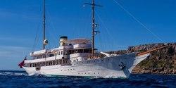 Haida 1929 yacht charter