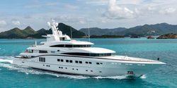 Secret yacht charter