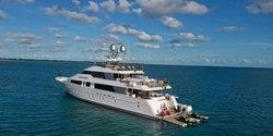 No Bad Ideas yacht charter