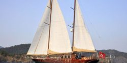 Mikado yacht charter