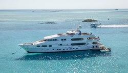 Milestone yacht charter