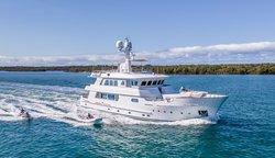 Relentless  yacht charter