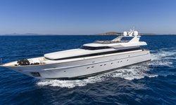 Alexia AV yacht charter