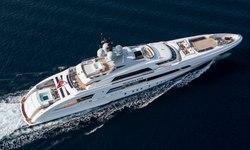 Illusion yacht charter