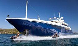 Mary-Jean II yacht charter