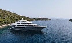 Lady Eleganza yacht charter