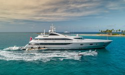Turquoise yacht charter