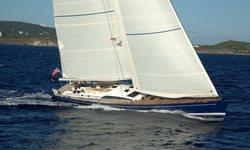 Ananda yacht charter